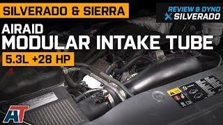 AirAid Engine Cold Air Intake Tube 200-985;