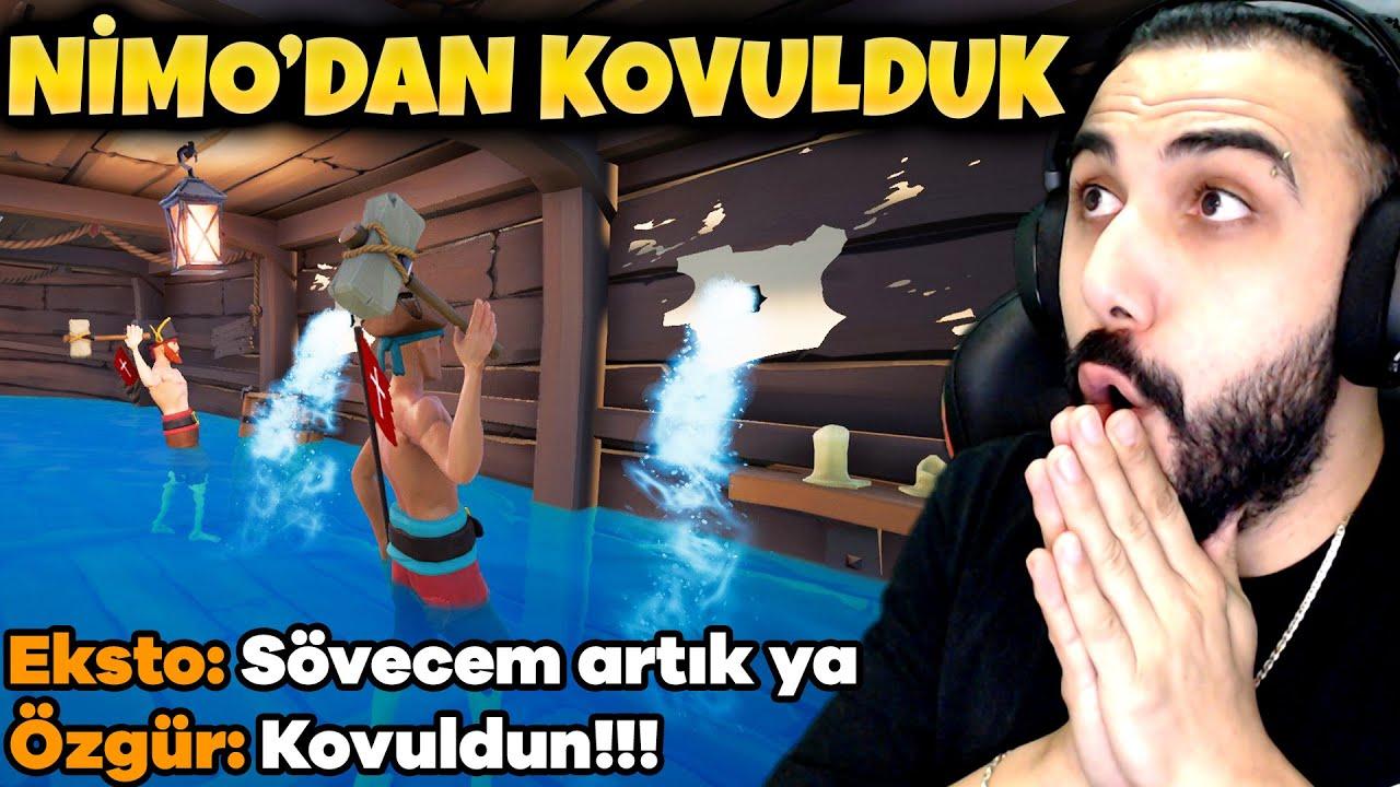 KOVULDUK!! EDİTÖRÜME VE NİMO.TV YETKİLİSİNE KIŞKIRTMA!! | Barış Can