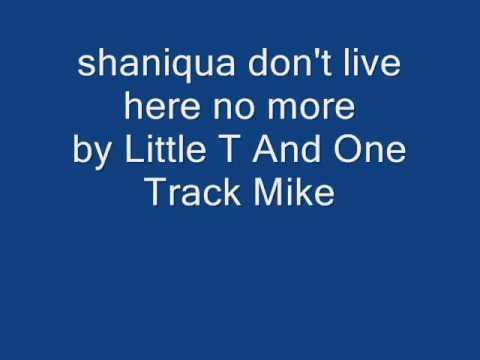 shaniqua (don't live here no more)