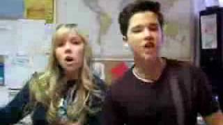 i carly nathan kress and jennette mccurdy singing mcdonalds rap!