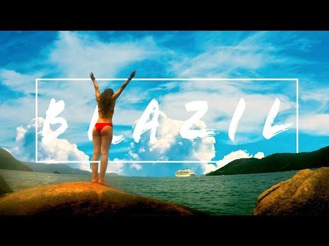Brazil 2017 - Travel Video (HD 1080p)