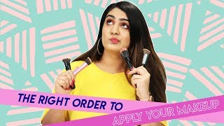 The Right Order To Apply Your Makeup | Hauterfly | Beauty