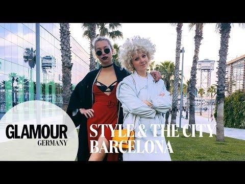 GLAMOUR Style & the City I Barcelona mit Bloggerin Marlen Stahlhuth von Paperboats I Folge #2