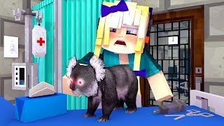 MEIN KOALA ist ein ALIEN?! - Minecraft ALLTAG