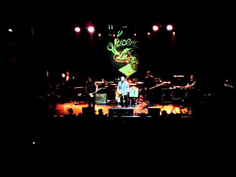 Lucero Webster Hall NYC live 4/20/2012 - 06 - Raising Hell - 07 - Hey Darlin Do You Gamble - HD