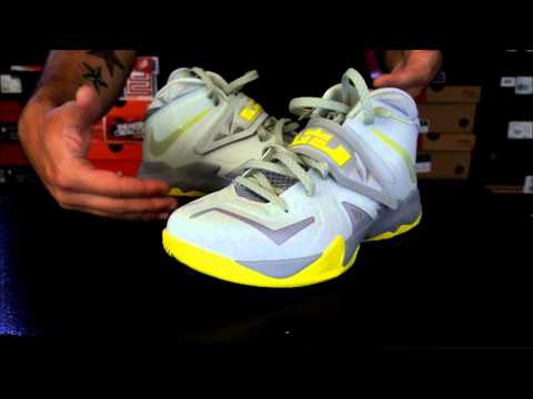 Nike Zoom Soldier VII Performance Review