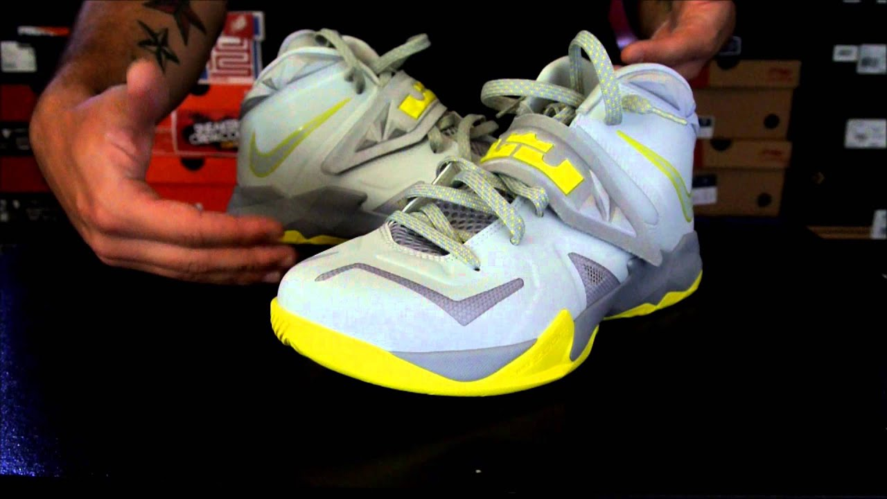the latest 9c5c1 2fdaa Nike Zoom Soldier VII Performance Review