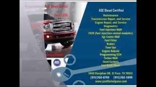 Auto Repair in El Paso, Texas Just Fix It (915)760-8799