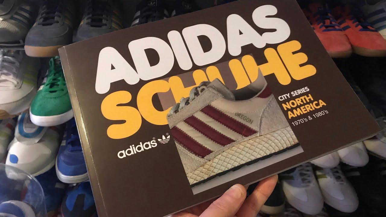 timeless design 4ca34 cf74f Adidas Schuhe Vol. 2 NORTH AMERICA | Exclusive Book Review !
