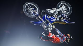 Clinton Moore's 1st Place FMX Run | Red Bull X-Fighters 2015