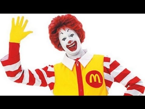 Disgusted by Mcdonalds - Funny Song about Mcdonalds being YUCK
