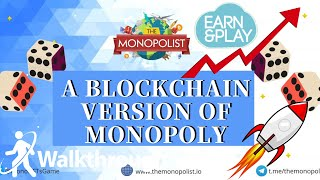 The monopolist blockchain version of Monopoly could be BIG!