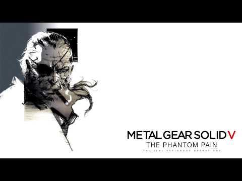 Metal Gear Solid V - The Phantom Pain [Gamerip] - Track 141 - Too Shy