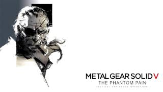 Metal Gear Solid V - The Phantom Pain [Gamerip] - Track 141 - Too Shy