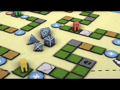 Dice Board Game - Starter Kit Demo  