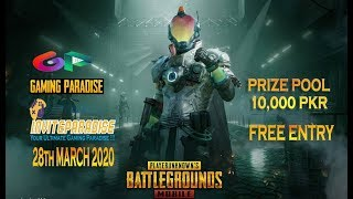 PUBG Mobile Squad Tournament Without Entry Fee Qualifier Rounds LIVE