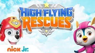PAW Patrol & Top Wing Highflying New Rescues | New Episodes Coming This October | Nick Jr.