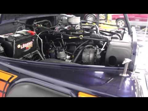 1772 DFW 1984 Jeep CJ 7