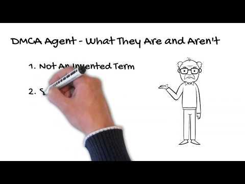 What Is DMCA? - DMCAAgentService com