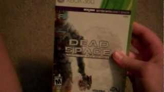 Unboxing Dead Space 3 Limited Edition ( Xbox 360)