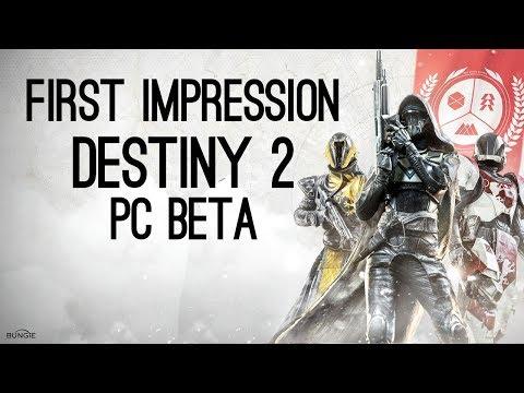 First Impression D2 PC Beta