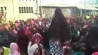 PROCÈS LAURENT GBAGBO : MANIFESTATION DE FEMMES AFRICAINES POUR SA LIBÉRATION
