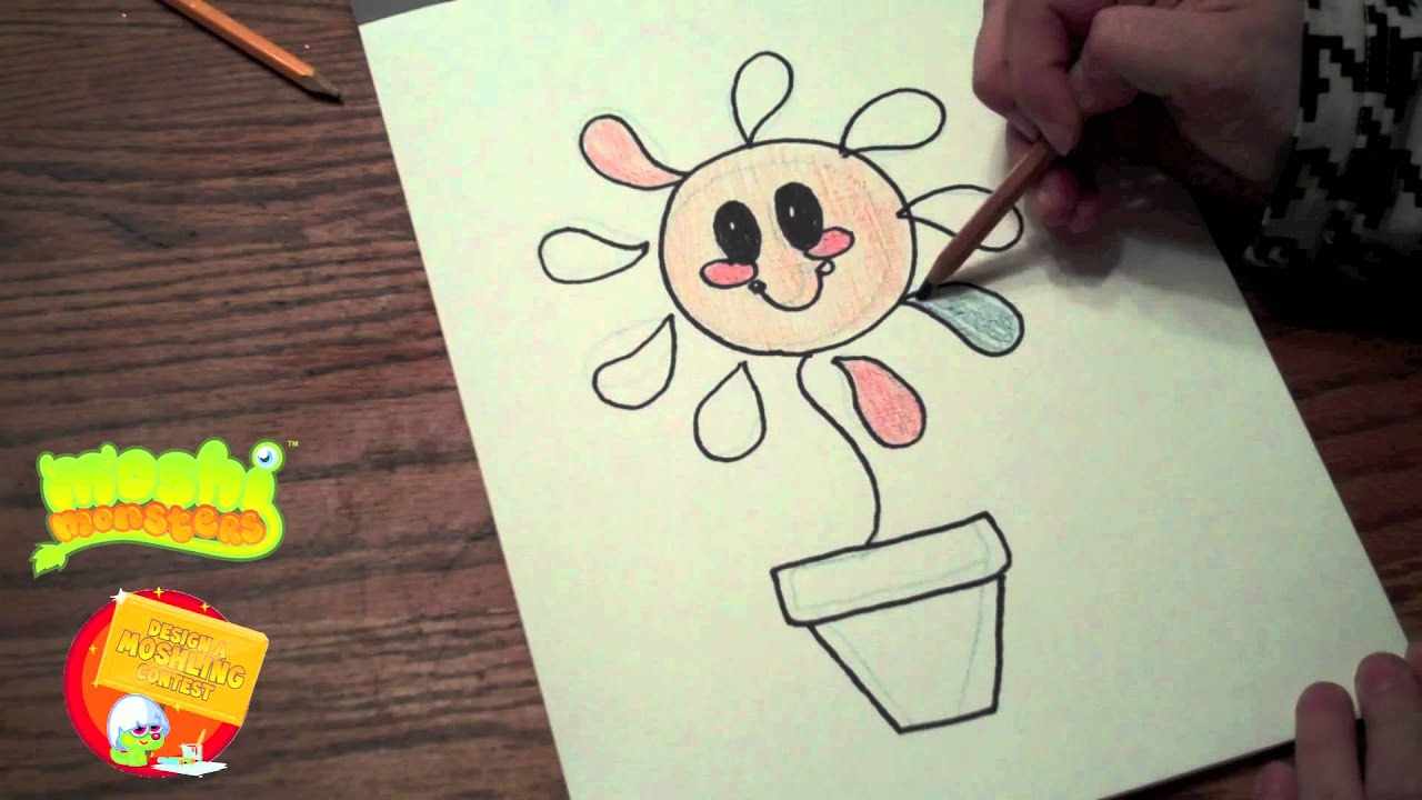 Moshi Monsters | The Daily Growl - Design A Moshling - Get