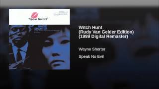 Witch Hunt (Rudy Van Gelder Edition) (1999 Digital Remaster)
