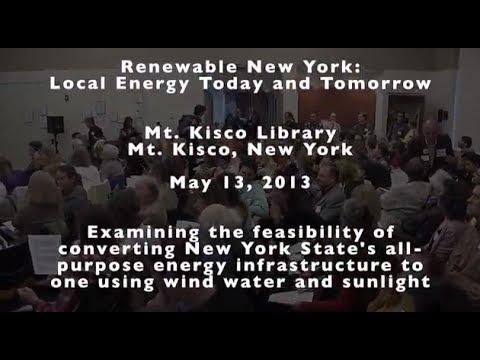 Renewable New York: Local Energy Today and Tomorrow.