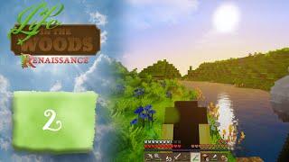 [FR]Minecraft Life in the woods Renaissance - Plomberie au fraite pt1 - 2(, 2016-02-24T13:00:00.000Z)