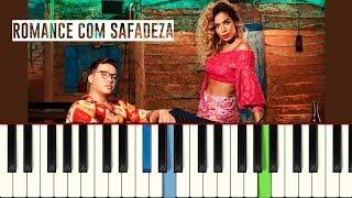 Baixar 💎Wesley Safadão e Anitta - Romance com Safadeza (Piano tutorial)💎