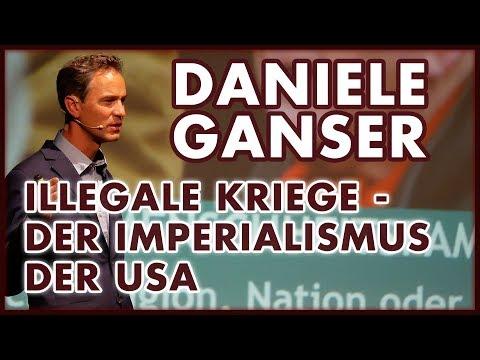Daniele Ganser in Erfurt: Der Imperialismus der USA und das UNO Gewaltverbot