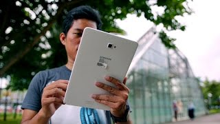 Hands On Samsung Galaxy Tab A 2016 With S Pen Indonesia