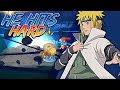 Hardest Kunai Stab In The Game | Naruto Online