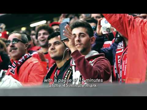 Emirates safety Football Lisbon ad