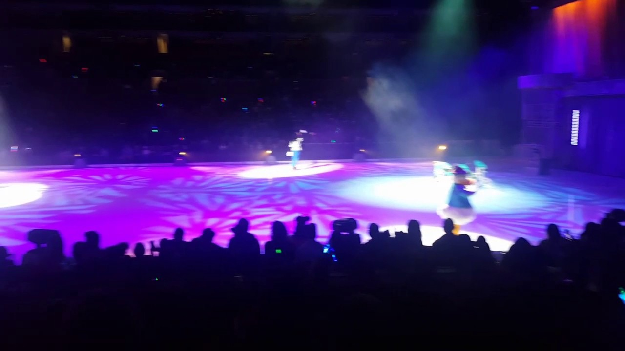 Disney On Ice @ TD Garden 2.19.2017