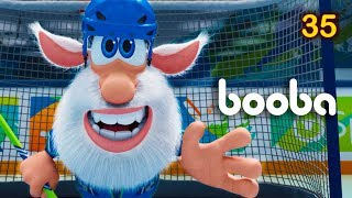 Booba - Hockey ❄️ New Episode 35 ❄️ Funny cartoons for kids - Kedoo ToonsTV