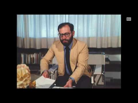 Umberto Eco fa una diagnosi dell'arte contemporanea (1975)