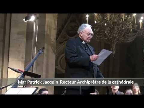 Notre Dame de Paris. Concert. Vêpres de la Vierge. Monteverdi