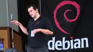5 Debconf12 Debian software libre y abierto en la sociedad actual
