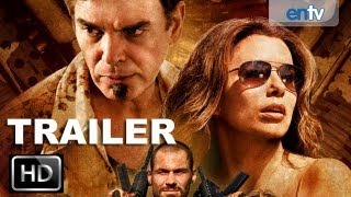 The Baytown Disco Official Trailer [HD]: Billy Bob Thornton & Eva Longoria Get Into Serious Trouble