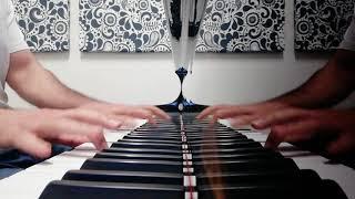Azeri Mugham Piano Music played by Adrian Gaspar