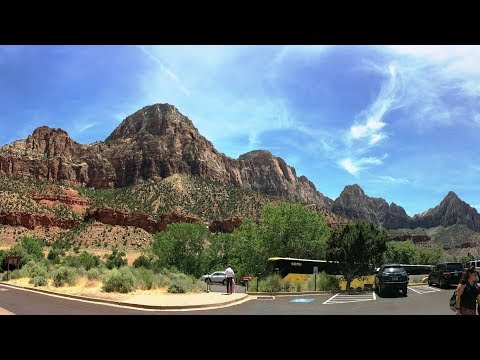 Zion National Park and Bryce Canyon Bus Tour - June 2017