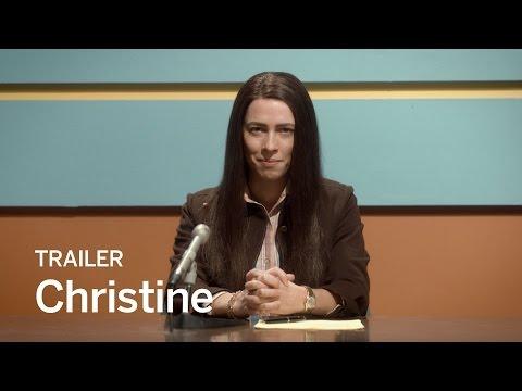CHRISTINE Trailer   TIFF 2016