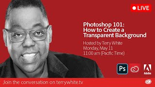 Photoshop 101: How to Create and Maintain a Transparent Background