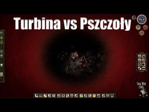 Pszczoły vs Turbina!