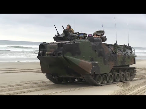 Assault Amphibious Vehicle 71A