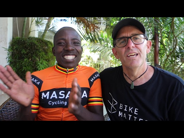 The Hidden Athlete Project (Masaka Cycling Club - UGANDA)
