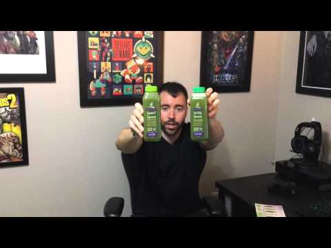Juice From The Raw 3-Day Whenever Cleanse Day #1