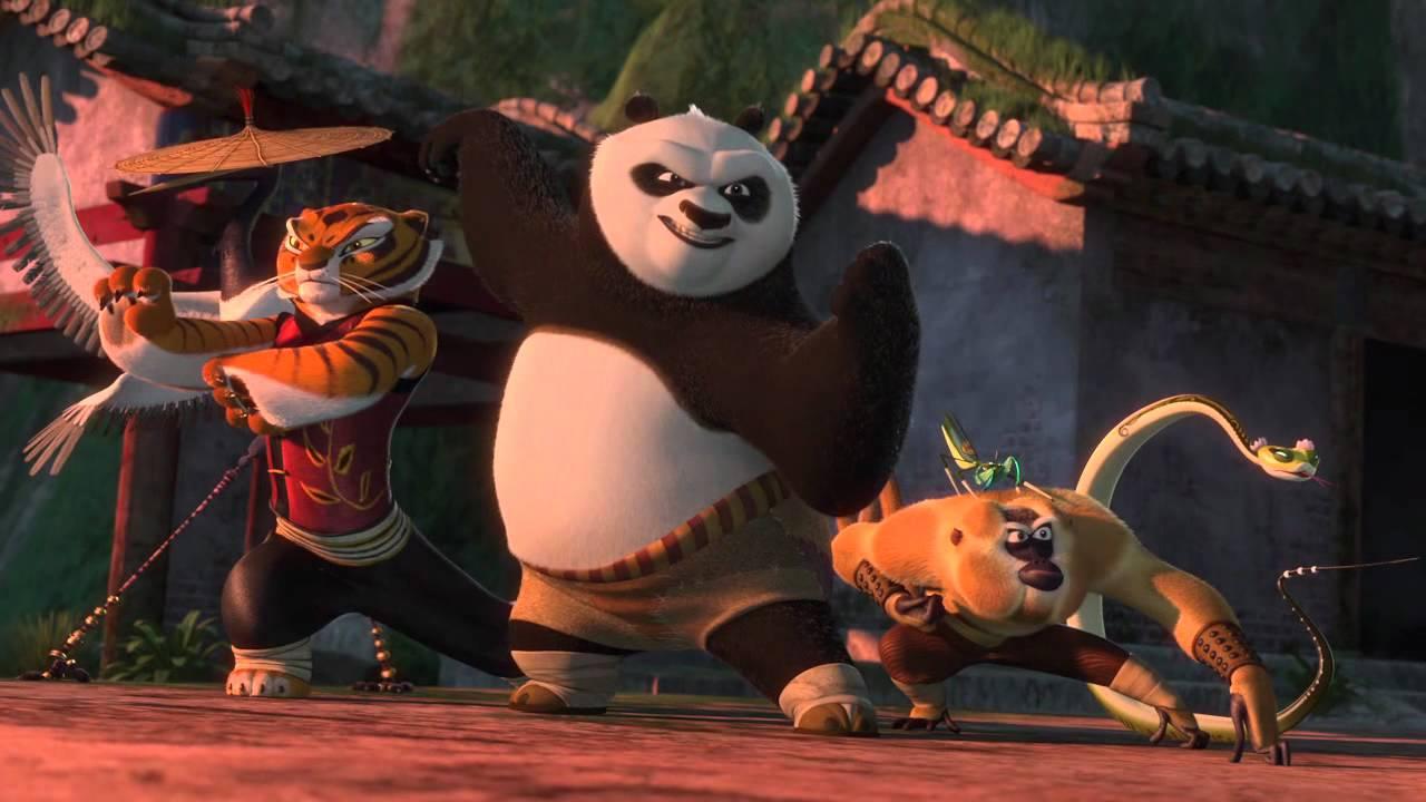 Kung Fu Hustle 2 Trailer Deutsch